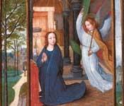 sophia nugent-siegal the annunciation